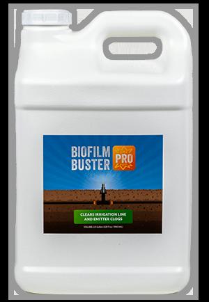 Bottles of Biofilm